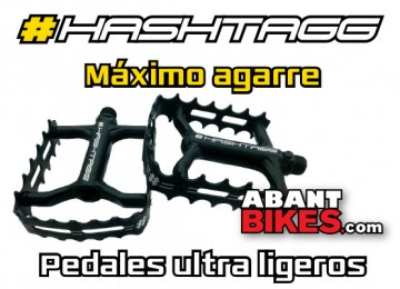 Banner Hashtagg pedals Abant Bikes