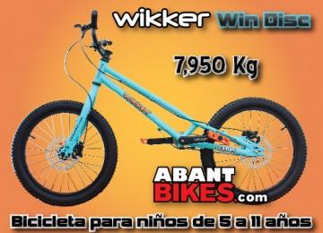 Banner Wikker Win Disc Abant Bikes