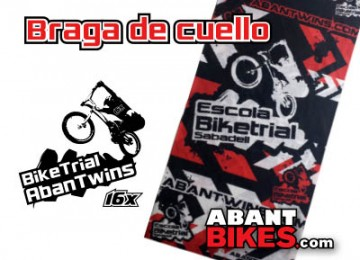Banner Escola BikeTrial AbanTwins braga