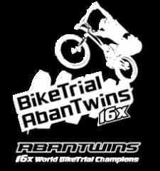 logo escola biketrial abantwins 2016