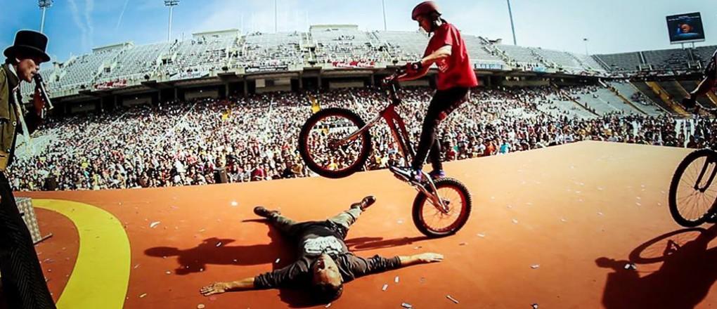 Festa dels Súpers, Barcelona. Foto de Visionproductions