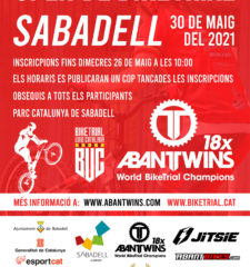 Poster Open 3 Sabadell 2018
